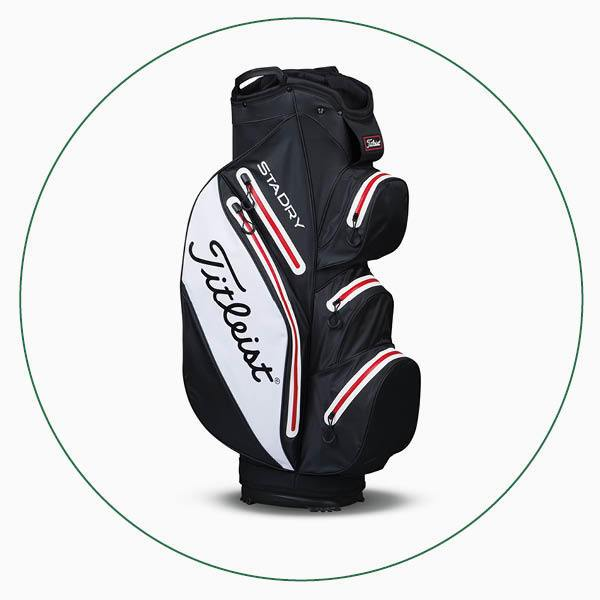 Titleist StaDry Lightweight cart bag