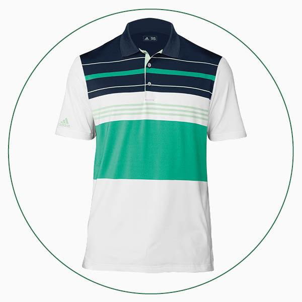 adidas Ultimate 365 Engineered Block polo