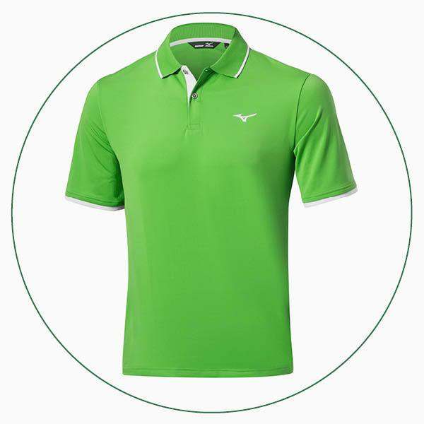 Mizuno Stretch polo
