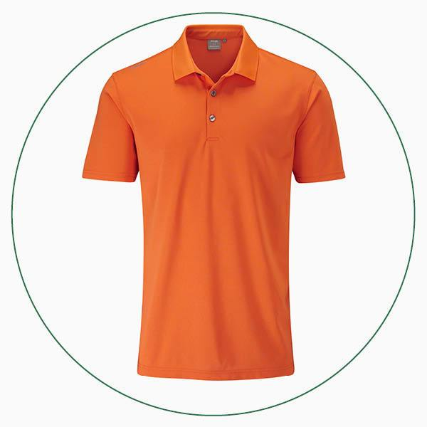 PING Apparel Lincoln polo