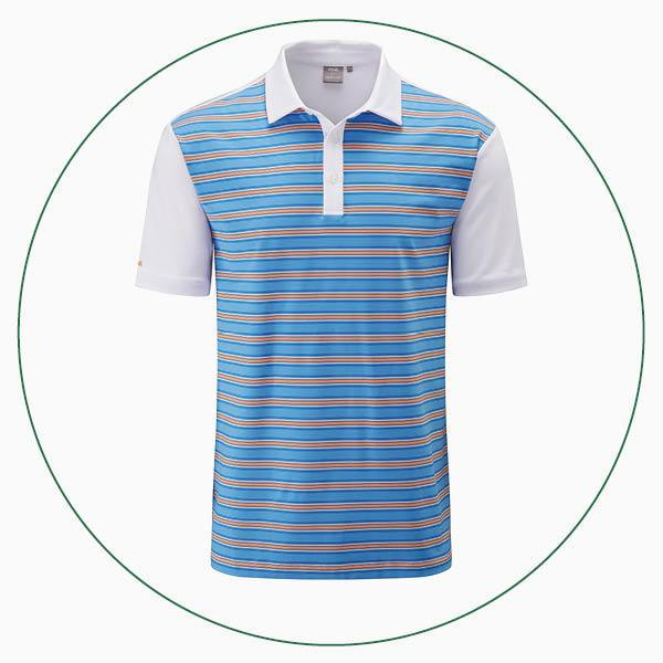 PING Apparel Theodore polo