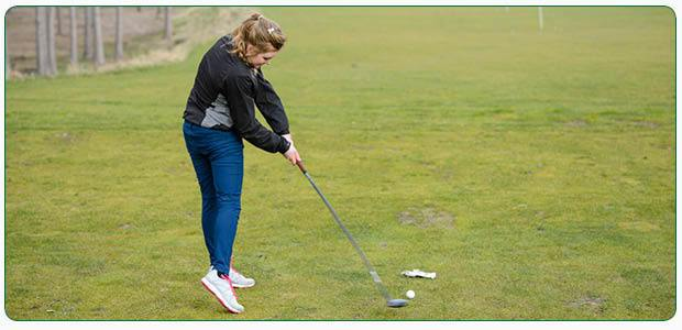 Fairway wood drill