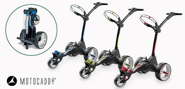 Motocaddy's 2018 M-Series