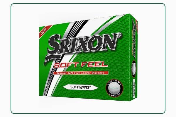 2018 Srixon Soft Feel