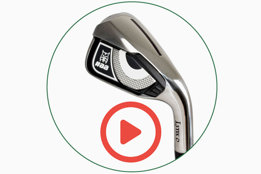 Lynx #BB Offset iron