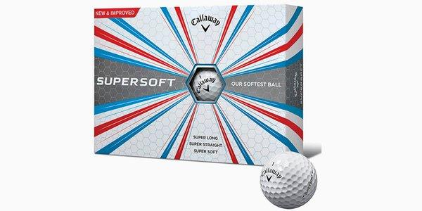Callaway Supersoft ball