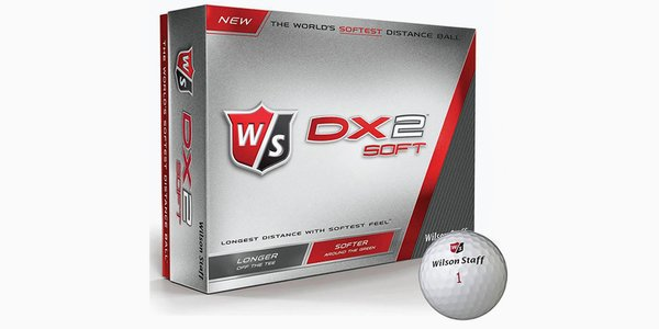 Wilson Staff Dx2 Soft ball