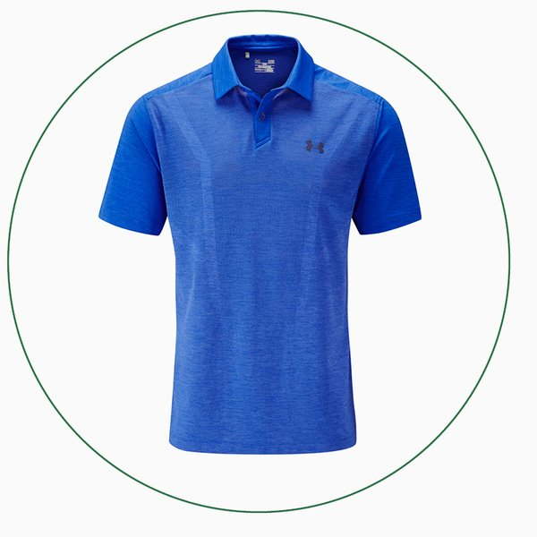 Threadborne Jacquard polo