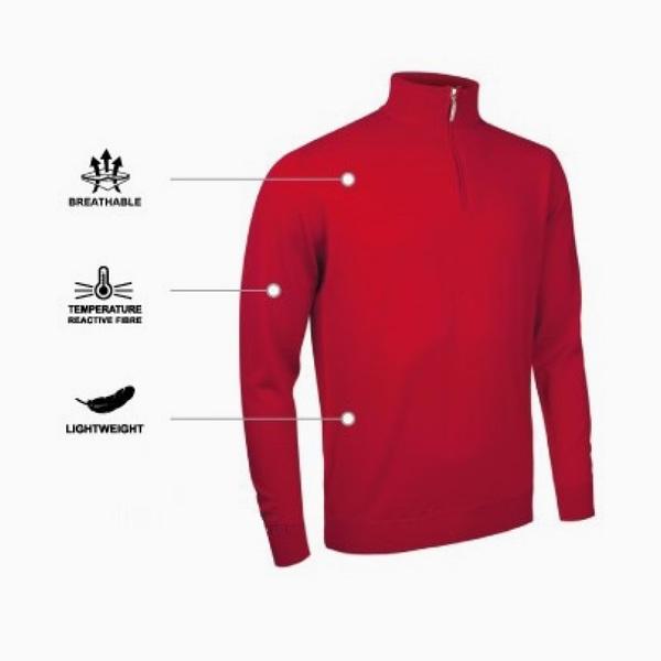 Glenmuir merino wool sweater