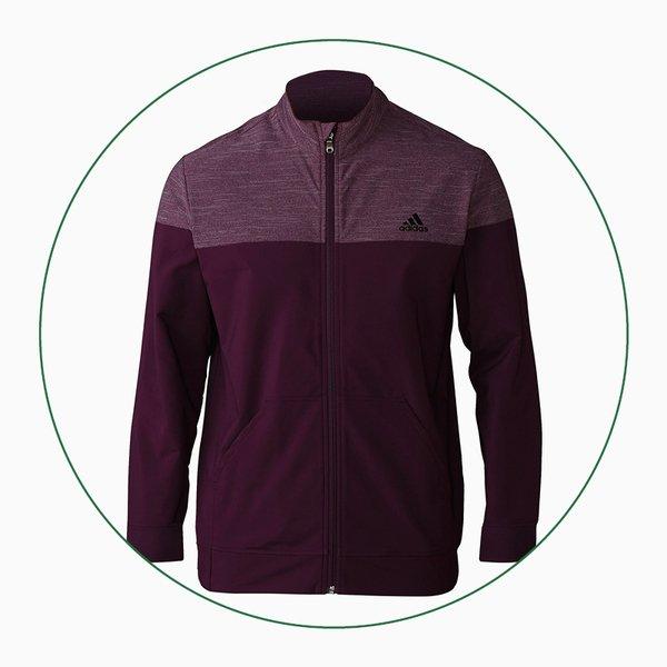 adidas hybrid heather jacket
