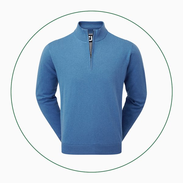 Lambswool Lined pullover