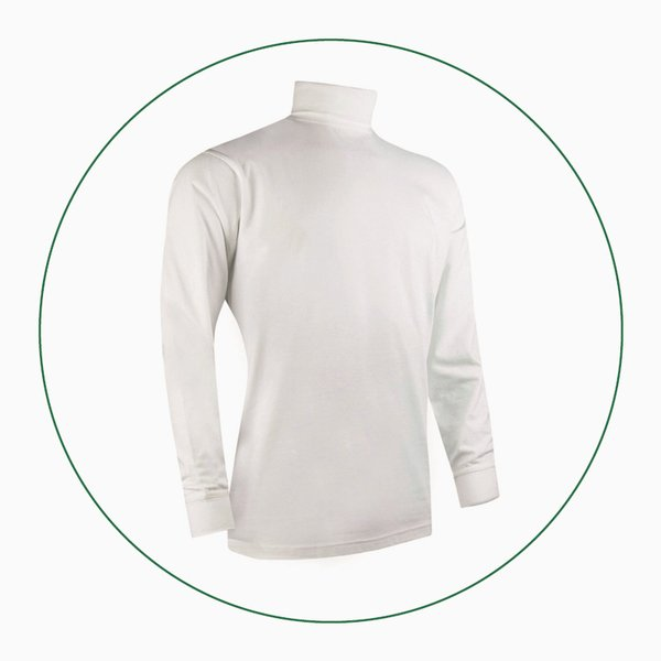 Lewis roll-neck