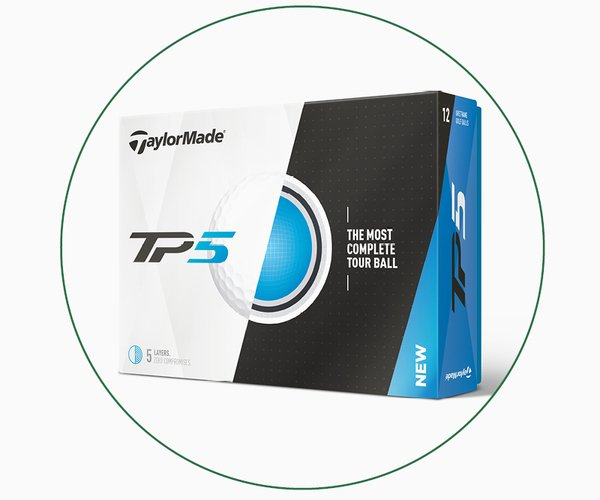 TaylorMade TP5 ball