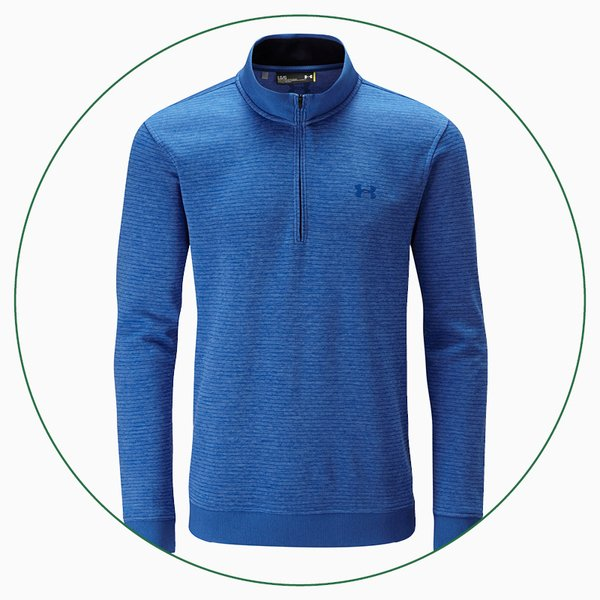 Under Armour Storm Sweater Fleece Patterned ¼ zip
