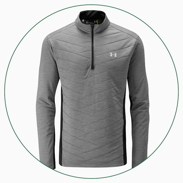 Under Armour ColdGear Reactor Hybrid ½ zip