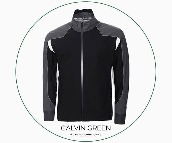 Galvin Green Achilles