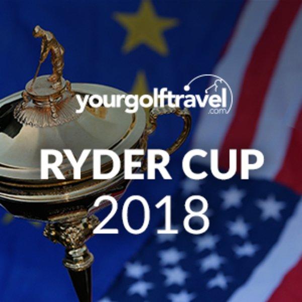 Ryder Cup Paris