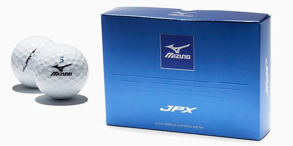 Mizuno JPX ball