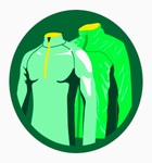 Layering icon