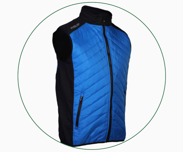 ProQuip Quilted Windproof gilet