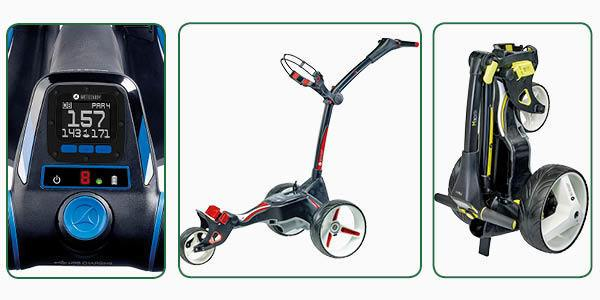 Motocaddy 2018 M-Series launch