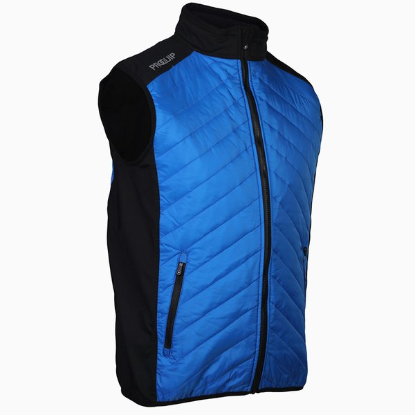Men's Quilted Windproof