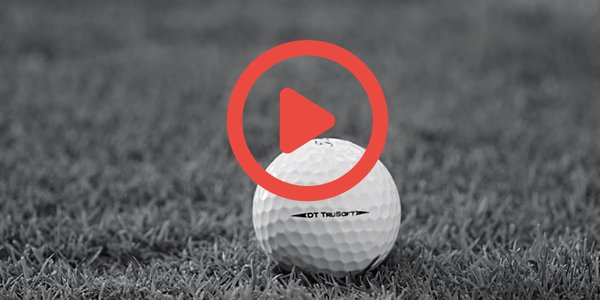 Titleist DT TruSoft video