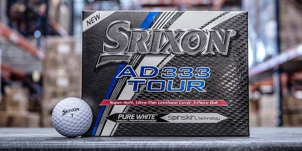 Srixon AD333 TOUR 2018