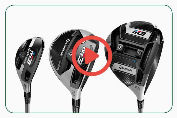 TaylorMade M3 + M4