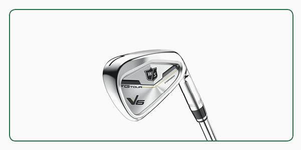 Wilson Staff FG Tour V6 iron