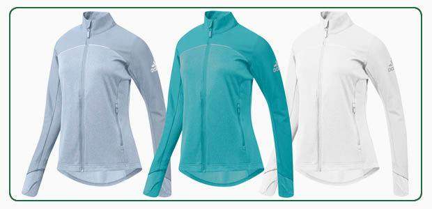 adidas women's go-to jacket