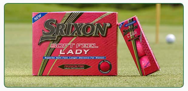 Srixon Soft Feel Lady