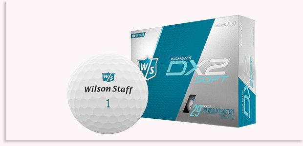 Wilson Staff DX2 Soft