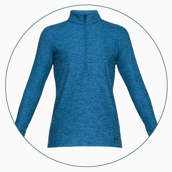 Under Armour women's Zinger 1/4 Zip sweater