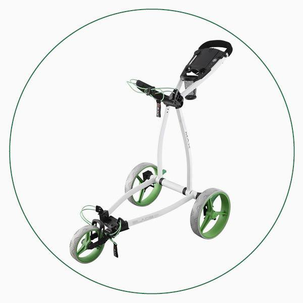 BIG MAX Blade IP push trolley
