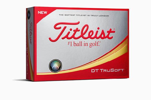 Titleist DT TruSoft