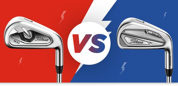 Titleist irons battle
