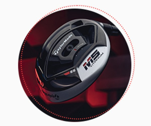 TaylorMade M5 airway wood
