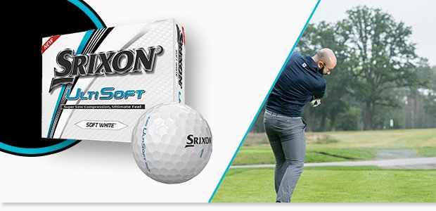 Srixon UltiSoft ball