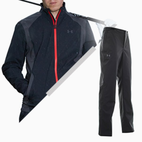 UA waterproofs