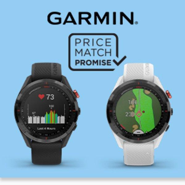 New for 2020 - Garmin Approach S62 watch