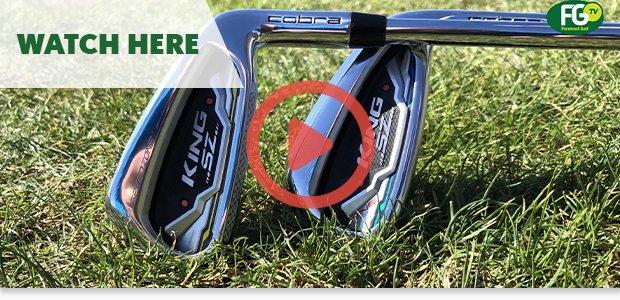 Cobra Speedzone irons