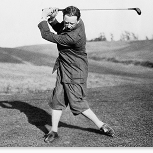The changing face of golf fashion