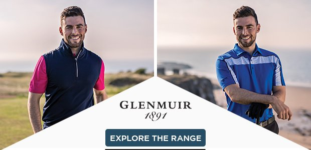 Glenmuir's latest range of clothing