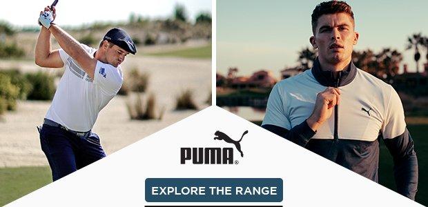 Puma's latest range of clothing