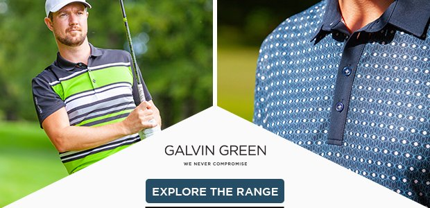 Galvin Green SS20 clothing