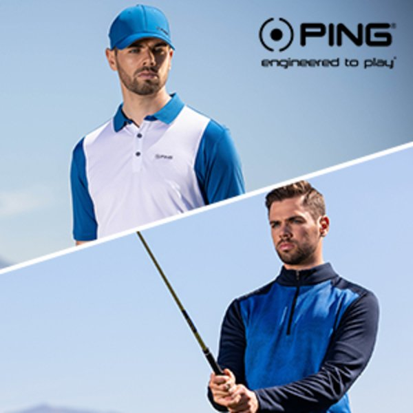 PING SS20 clothing