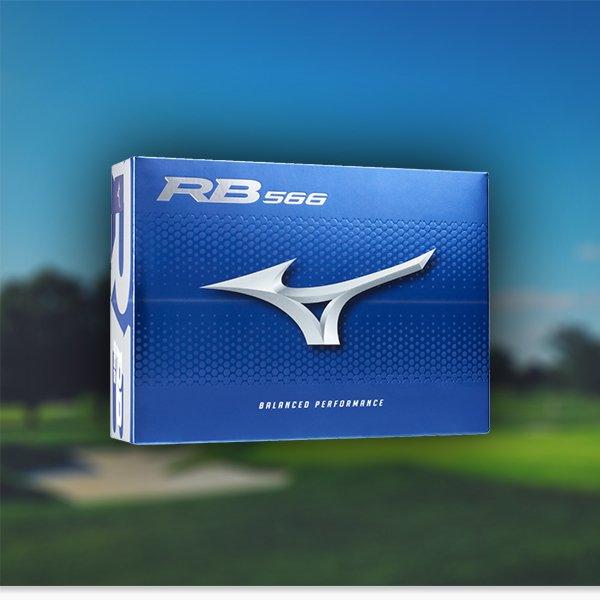 Mizuno RB566 Golf Balls