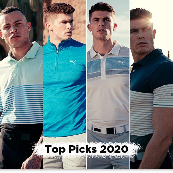 Puma Summer Golf Clothing