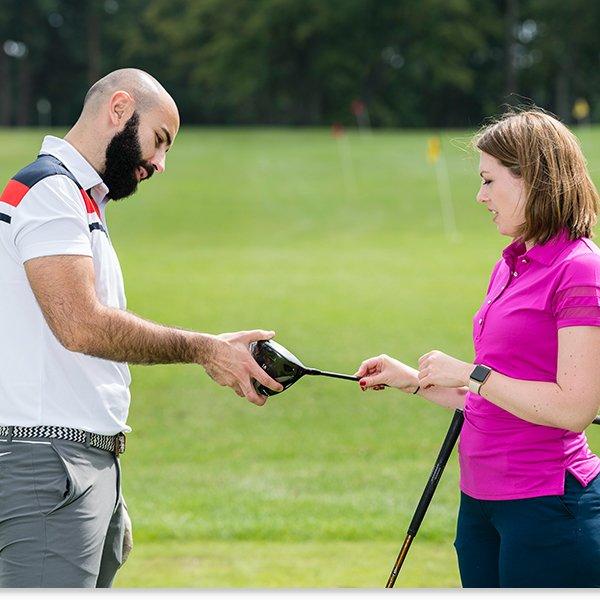 Customising a Golf Club